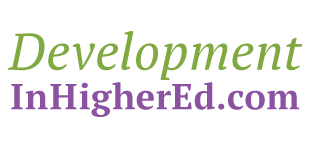 Development in Higher Education
